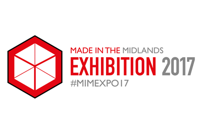 Servosteel is going to the Made In The Midlands Expo 2017