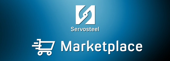 Servosteel Marketplace